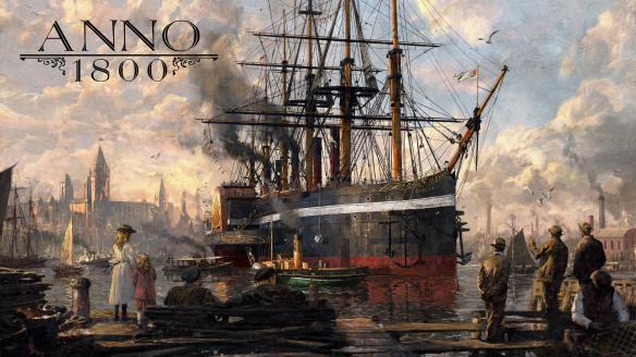《纪元1800》游戏截图-1