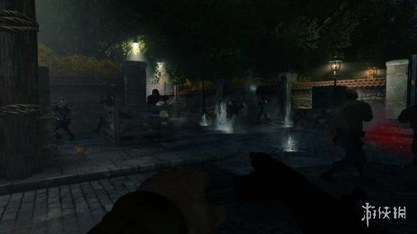 《突击:第二次世界大战》游戏截图