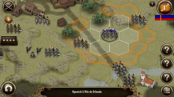 《半岛战争》游戏截图