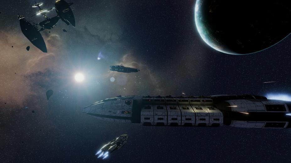 《银河战星:僵局》游戏截图(1)