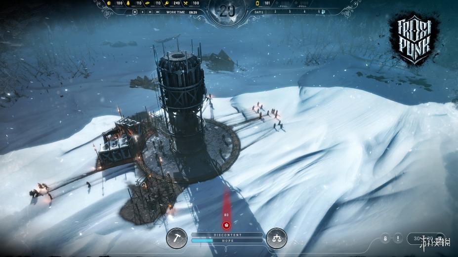 《寒霜朋克》游戏截图(1)