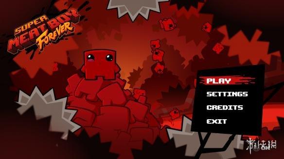 《超级食肉男孩永恒》游戏截图