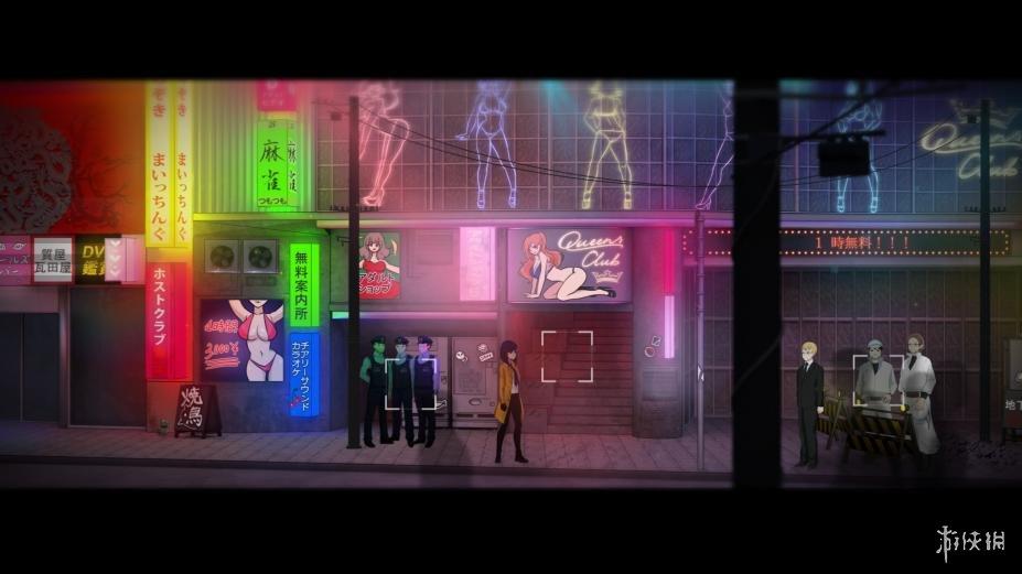 《东京暗影》游戏截图(1)