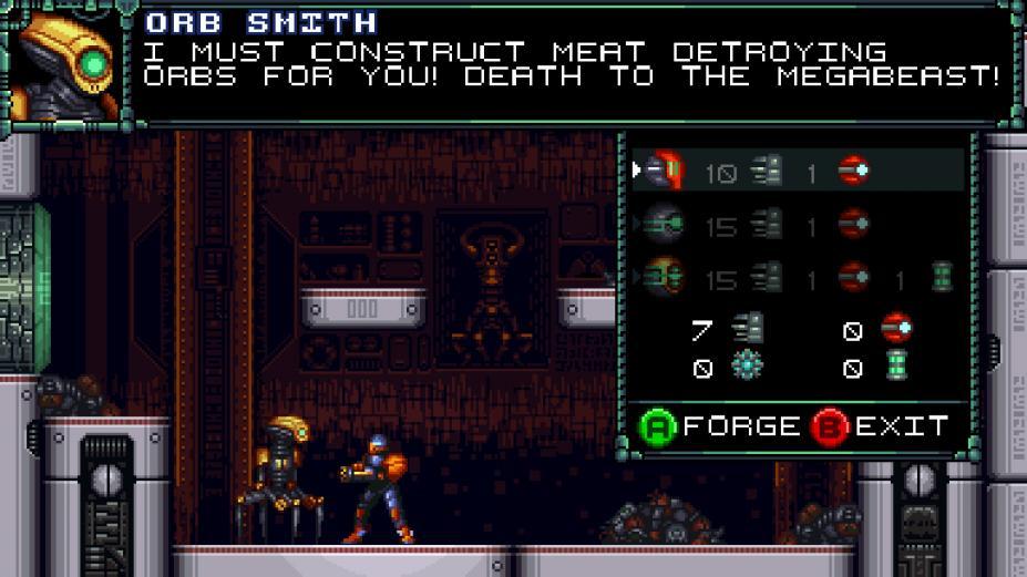 《名为战斗的机器人》游戏截图