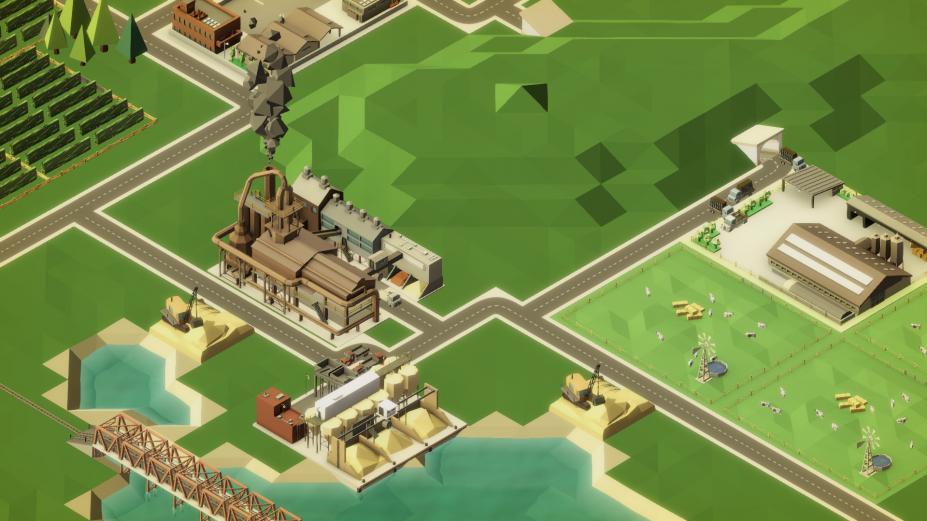 《工业崛起》游戏截图