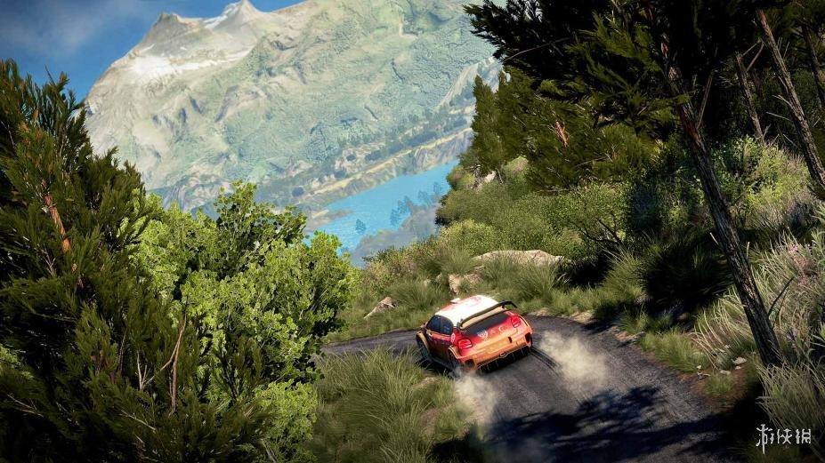 《世界汽车拉力锦标赛7》游戏截图