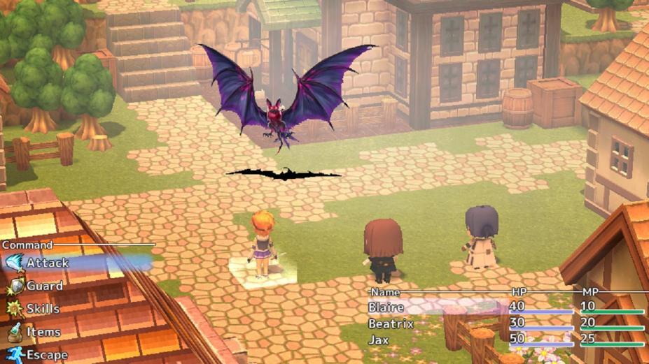 《神秘再起》游戏截图
