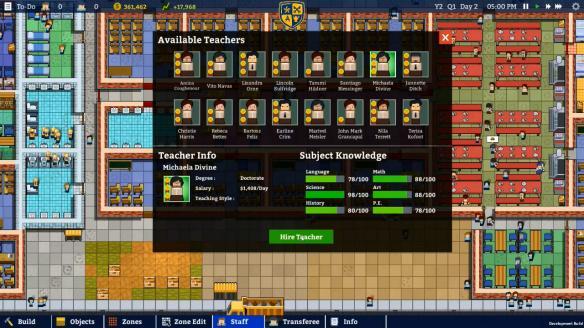 《学术界:学校模拟》免安装绿色版[测试版]