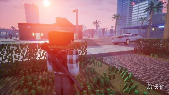 《方块战士:开放世界游戏》免安装绿色版