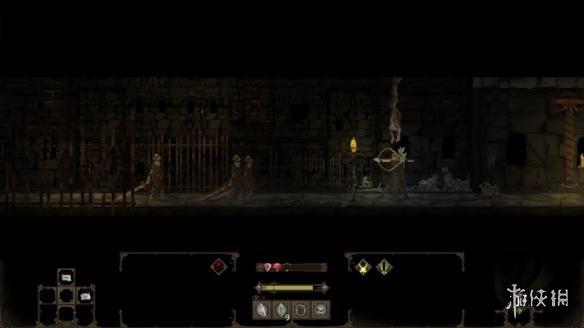 《黑暗献祭》游戏截图