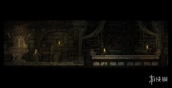 《暗中献祭》游戏截图