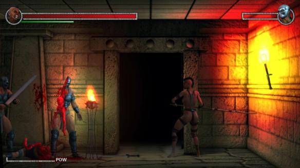 《野蛮人的故事》游戏截图