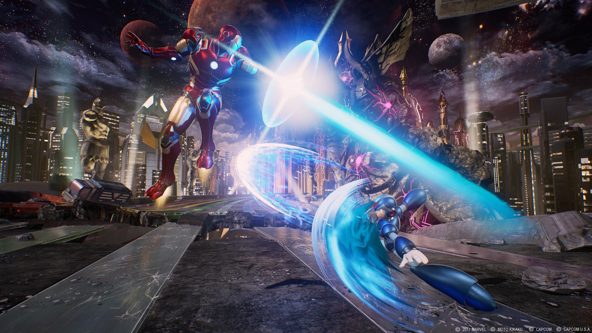 漫画英雄VS卡普空:无限/Marvel vs. Capcom Infinite插图2