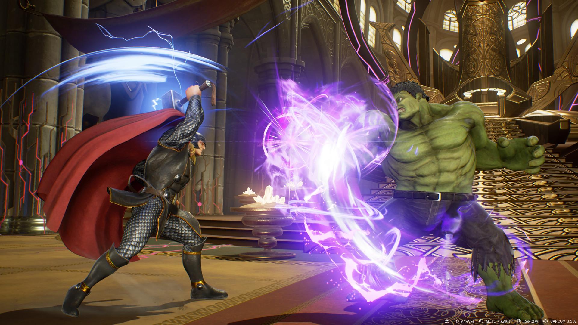 漫画英雄VS卡普空:无限/Marvel vs. Capcom Infinite插图4