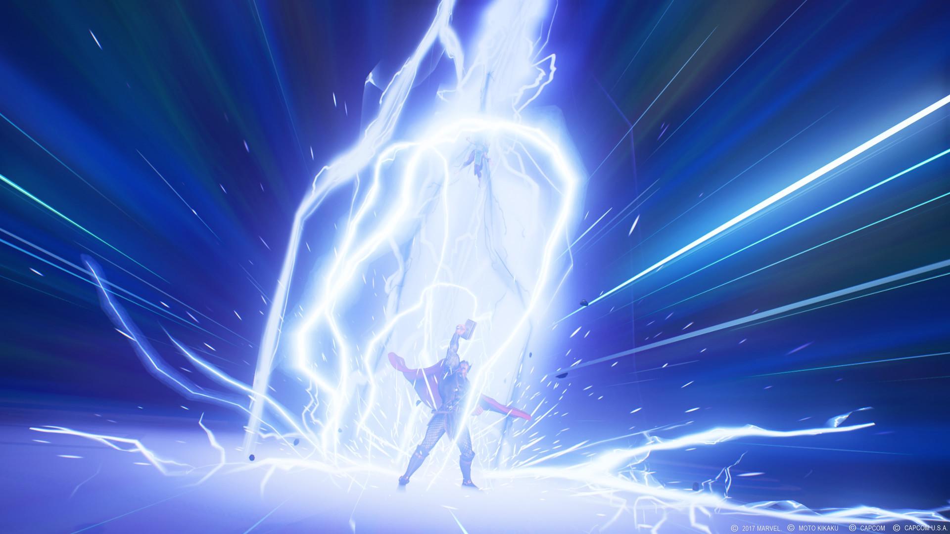 漫画英雄VS卡普空:无限/Marvel vs. Capcom Infinite插图5