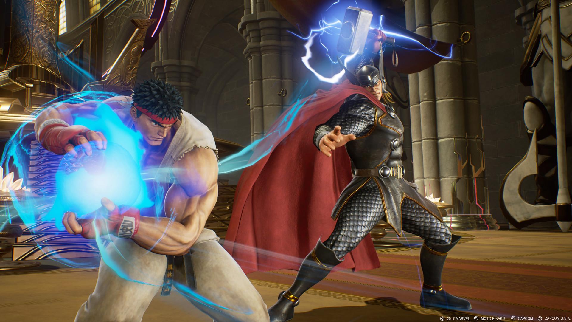 漫画英雄VS卡普空:无限/Marvel vs. Capcom Infinite插图6