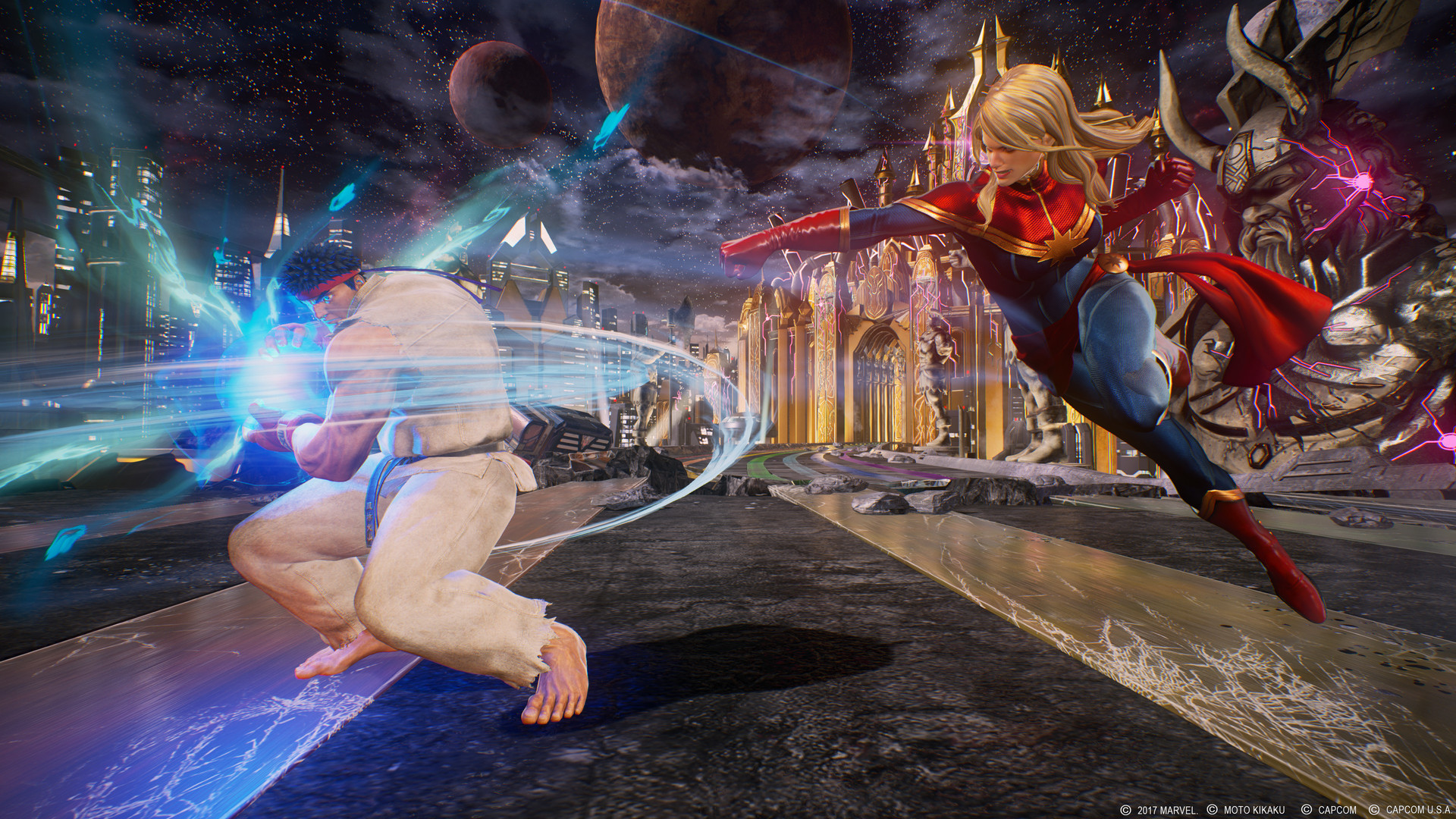 漫画英雄VS卡普空:无限/Marvel vs. Capcom Infinite插图9