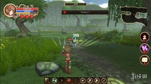 《永恒传说》游戏截图