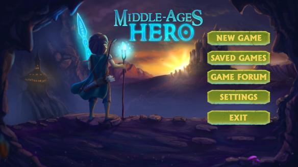 《中世纪英雄》游戏截图