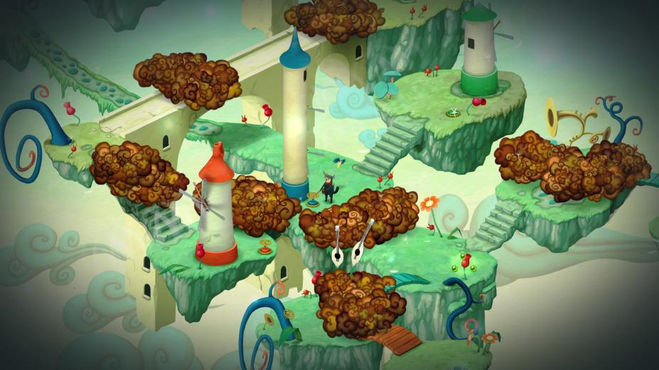 《离奇世界》游戏截图