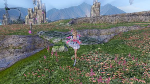《BLUE REFLECTION 幻舞少女之剑》游戏截图