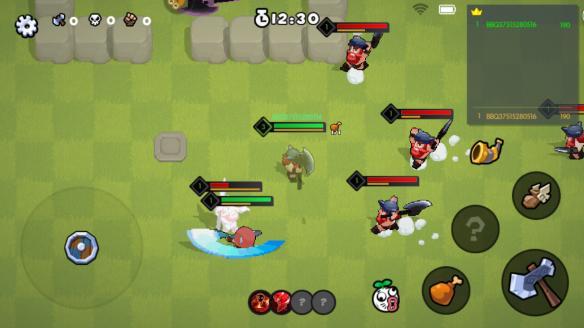 《野蛮人大作战》电脑版游戏截图