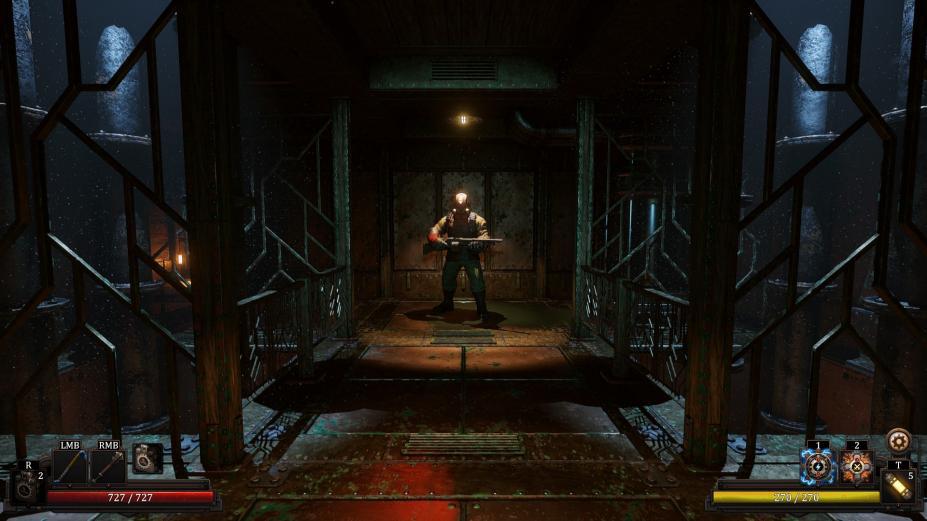 《蒸汽地牢》游戏截图(1)