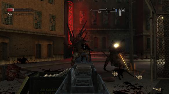 《困兽劫难》游戏截图
