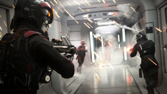 《星球大战:前线2》游戏截图