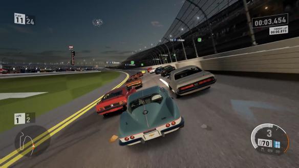 《极限竞速7》游戏截图-2