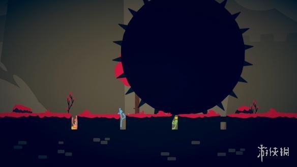 《火柴人竞技场》游戏截图