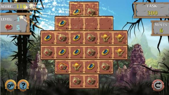 《印加宝藏》游戏截图
