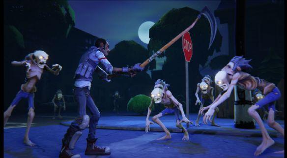 《堡垒之夜》游戏截图-1