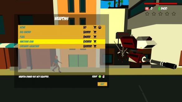《鲨鱼模拟》游戏截图