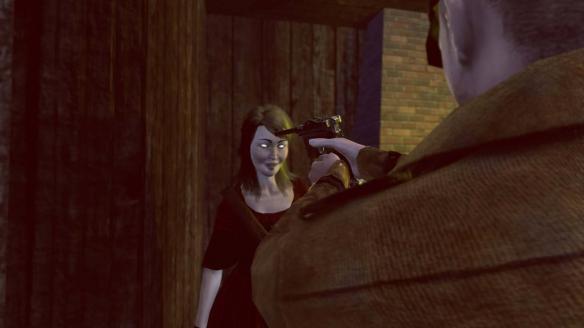 《黑格斯的诅咒》游戏截图