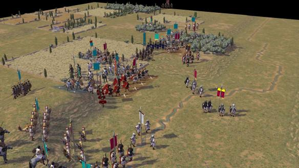 《荣耀战场2》游戏截图
