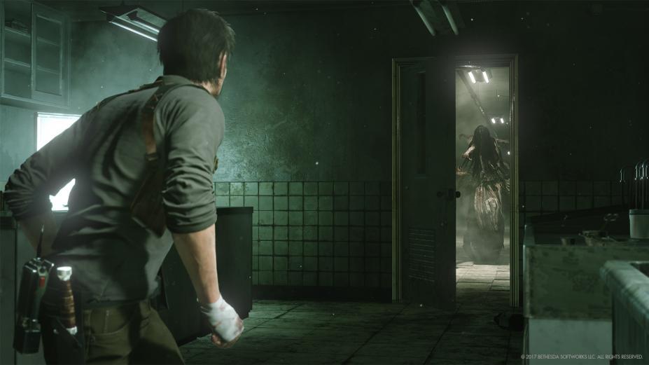 《恶灵附身2》游戏截图-1(1)