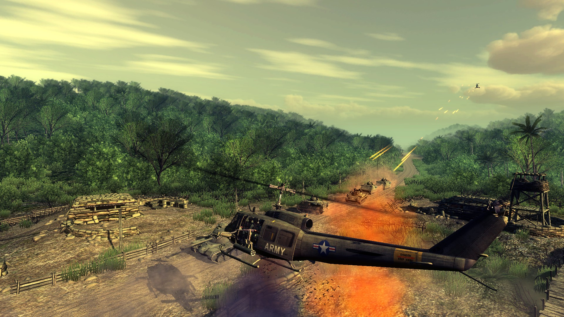 直升机突击:增强版/Heliborne
