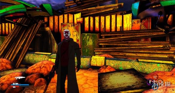《疯狂正义》游戏截图
