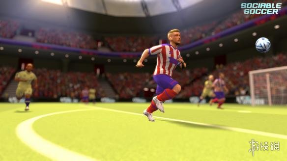 《交际足球》游戏截图