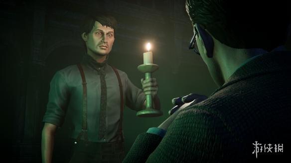 《黑镜》游戏截图