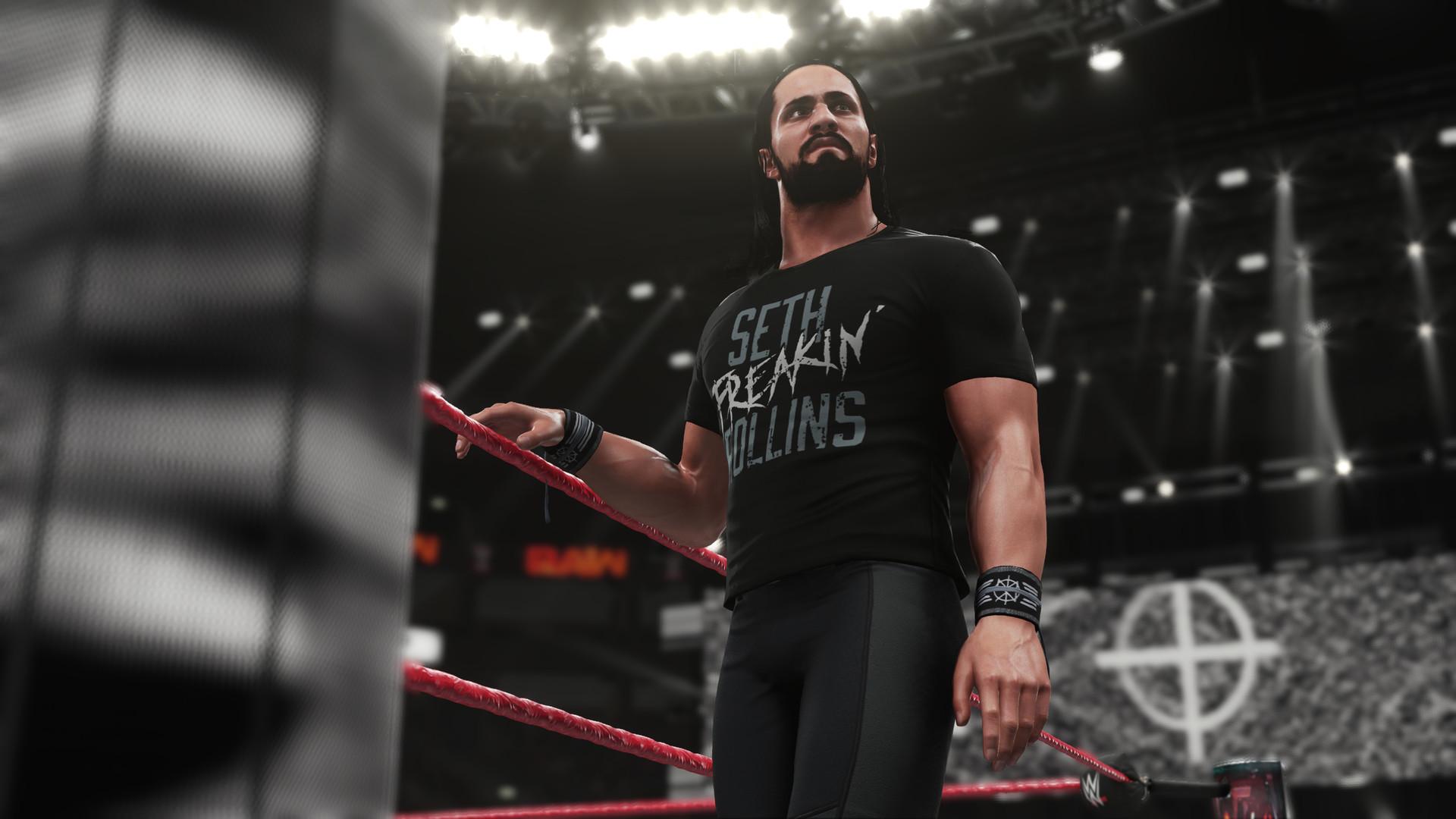 WWE 2K19/单人,双人