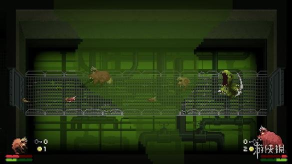 《可怕的畸形》游戏截图