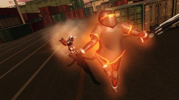 《假面骑士:巅峰战士》游戏截图-2