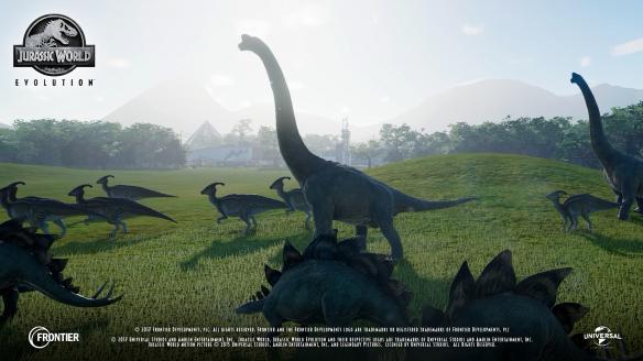 《侏罗纪世界:进化》游戏截图-1