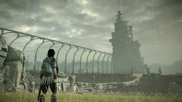 《旺达与巨像》游戏截图-2