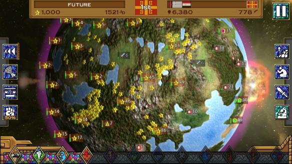 《狂欢:征服世界》游戏截图