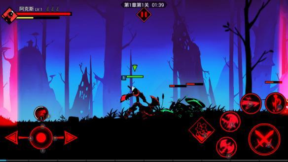 《火柴人联盟2》电脑版游戏截图