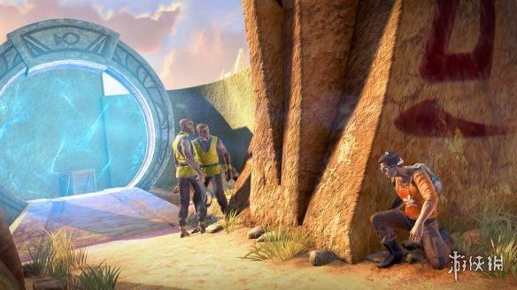 《放逐:第二类接触》游戏截图