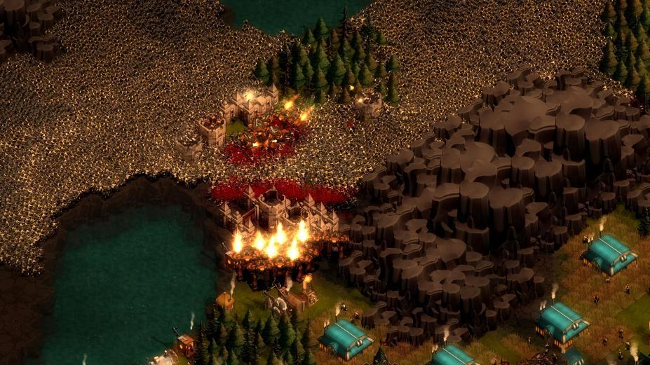 《億萬僵尸》游戲截圖